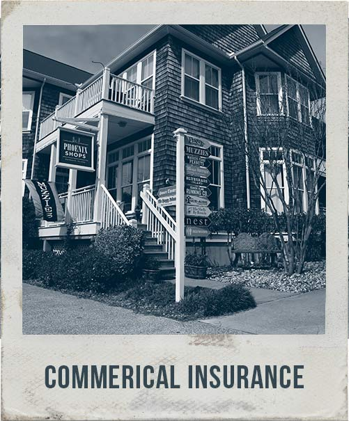 obx commercial insurance